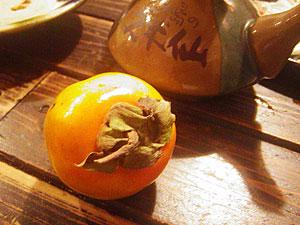 黒船レディの柿